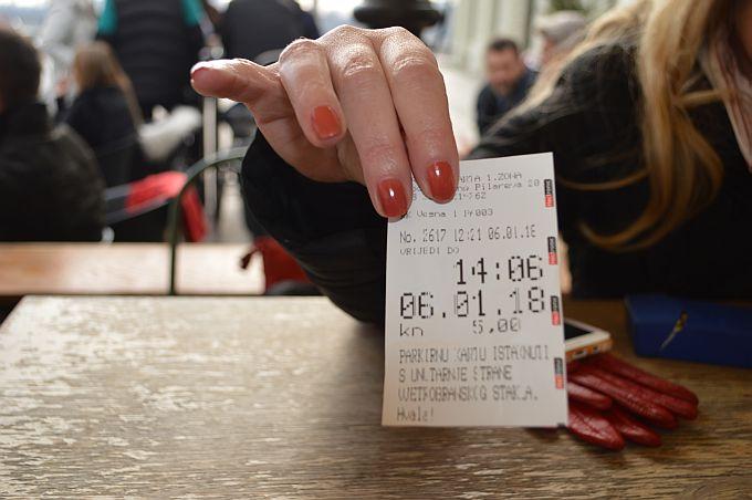 Što kada u Brodu greškom platite parking na blagdan, i još dobijete kartu na kojoj piše da vrijedi samo naredna dva sata?
