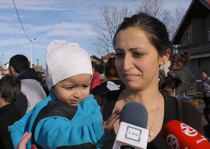 Ivana Stanković: Ja sam mlada samohrana majka iz Romskog naselja, zahvalna sam na svakoj pomoći, ali pomoći nam treba još