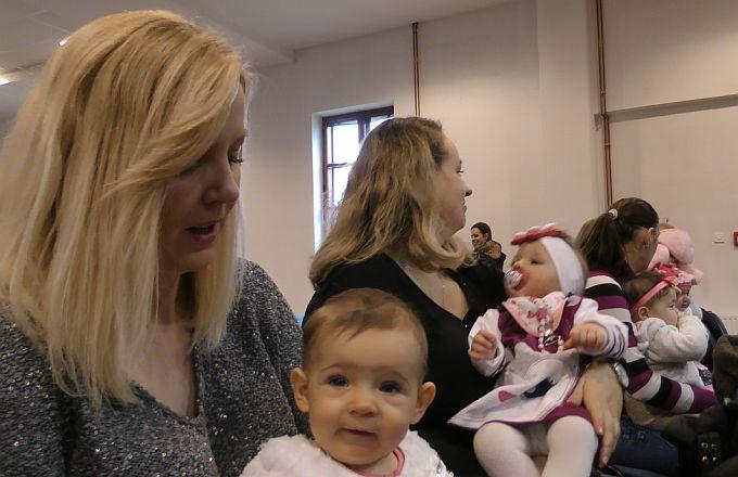 Dragi roditelji, rođenje djeteta prijavljujete na jednom mjestu, u matičnom uredu