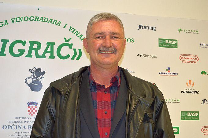 Ivanu Plenkoviću, vranovačkom zetu, ove godine titula šampiona u kategoriji miješanih mladih vina