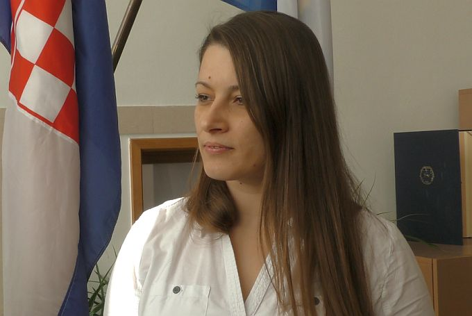 Nikolina Pranjić uskoro će postati sudac porotnik za mladež Općinskog suda u Slavonskom Brodu