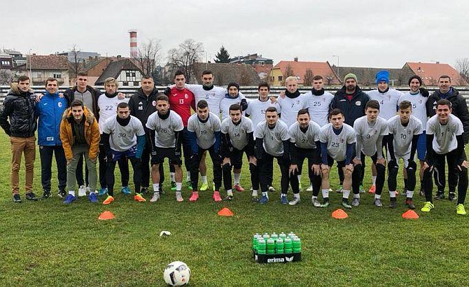 Ekipa Marsonie spremna za drugu ligu, trener Špehar poručuje: Grad Slavonski Brod je to zaslužio