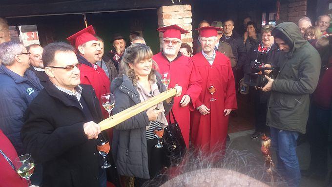HSLS brodsko- posavske županije  više od dva desetljeća njeguje tradiciju Vinkova, tako je bilo i ove godine