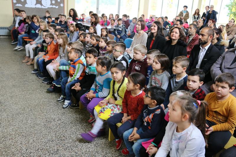 Pola milijuna kuna za bolji početak obrazovanja, četrdesetero djece uključeno je u predškolu u novouređenoj Područnoj školi Jelas