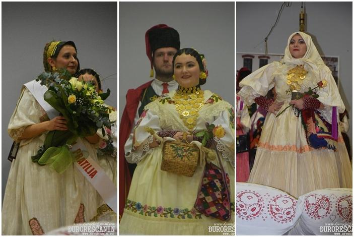 Najljepša je Ena Fligić iz Slobodnice, prva pratilja je snaša Marija Birtić iz Velike Kopanice, Kristina Siničić iz Siča je druga pratilja