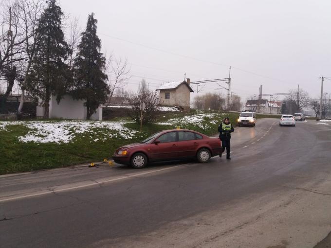 Građani javljaju, prometna kod podvožnjaka prema Budainci