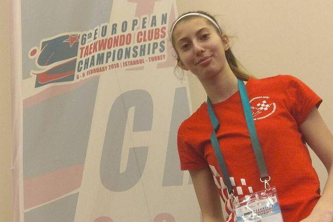 Lucija Abramović u Turskoj na prvim seniorskim natjecanjima