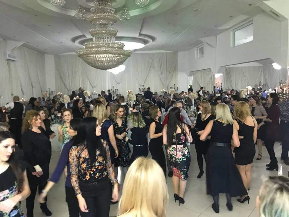 Na Pravaškoj večeri okupljeni gosti uživali u glazbi, plesu i bogatoj tomboli
