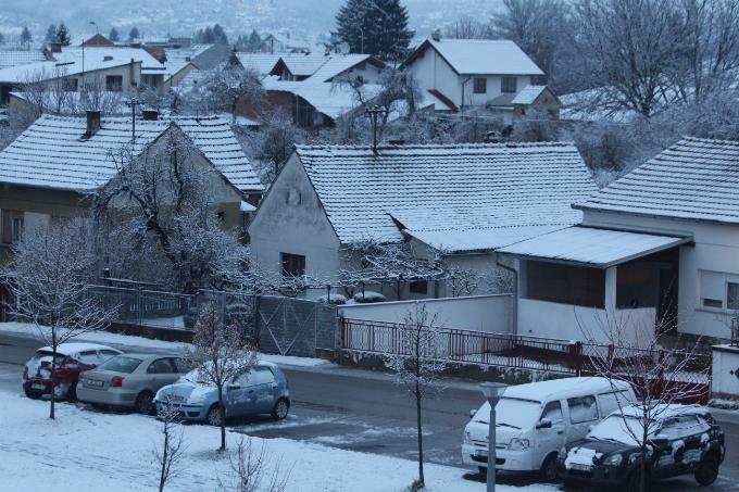 Bijeli Slavonski Brod, dobro jutro