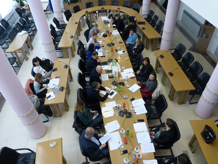 Održan radni sastanak na temu Pravilnika o akreditaciji regionalnih koordinatora
