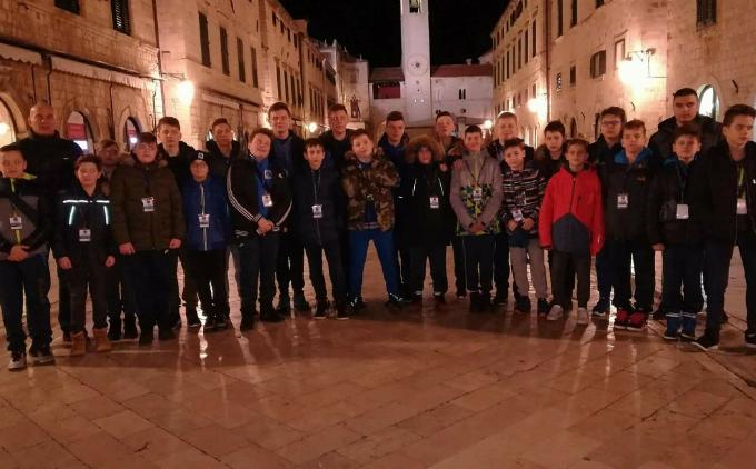 Mladi vaterpolisti Marsonie vratili su se iz Dubrovnika gdje su šest dana bili gosti kod VK Jug CO