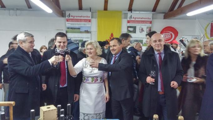 Turistička zajednica Brodsko-posavske županije se predstavila na sajmu u Gudovcu