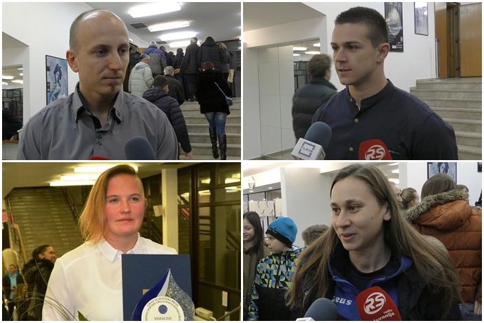 Nogometašice Viktorije, kajakaši Olimpika, Matej i Vanesa, najbolji su sportaši Slavonskog Broda