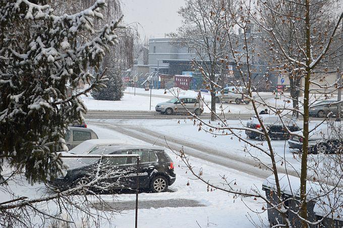 U nedjelju promjena vremena, veći dio idućeg tjedna pravi zimsku uvjeti