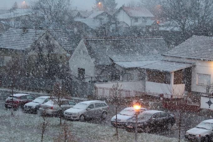 Stiže nam najhladniji tjedan ove zime, kažu prognostičari