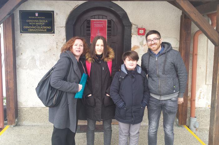 Odličan uspjeh učenika Glazbene škole Slavonski Brod na Državnom natjecanju u Novom Marofu