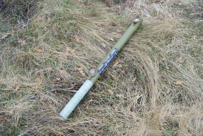 43-trogodišnjak pronašao ručni bacač raketa