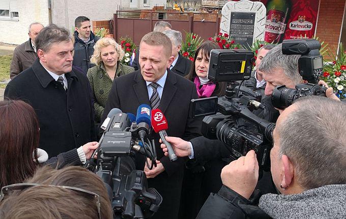 Krešo Beljak danas u Sibinju: HSS nije  na prodaju, nitko nas ne može kupiti