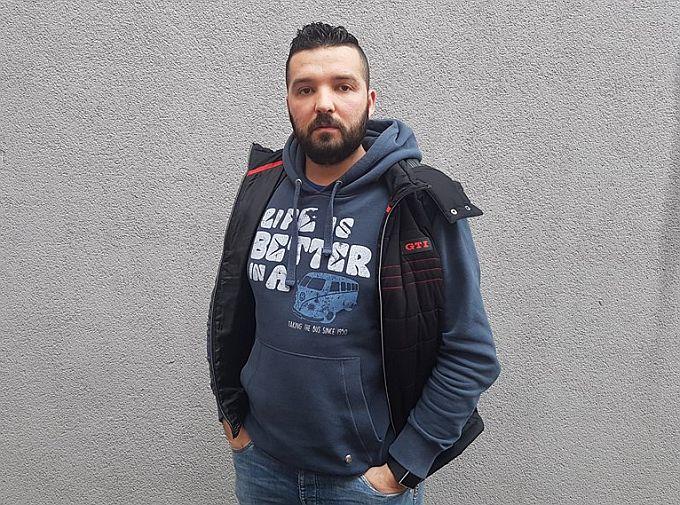 Dubravko Tekić izabran je za novog predsjednika NK Graničar