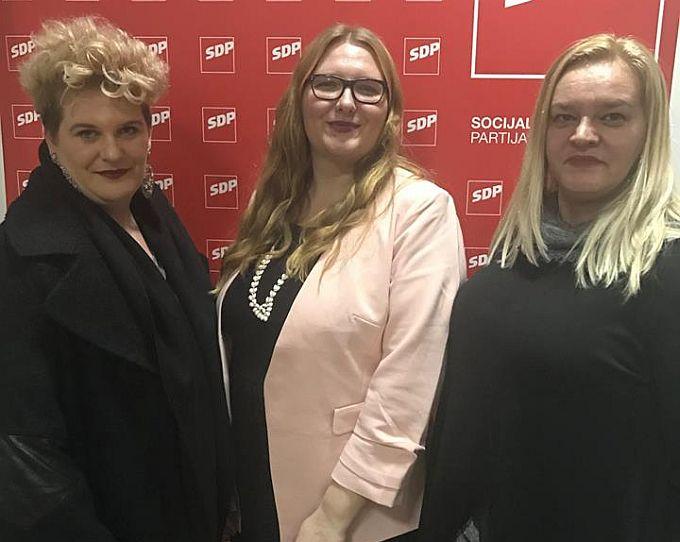 Anita Aračić Pačić izabrana je za novu predsjednicu gradskog Foruma žena SDP-a, stare članice žalit će se Statutarnoj komisiji