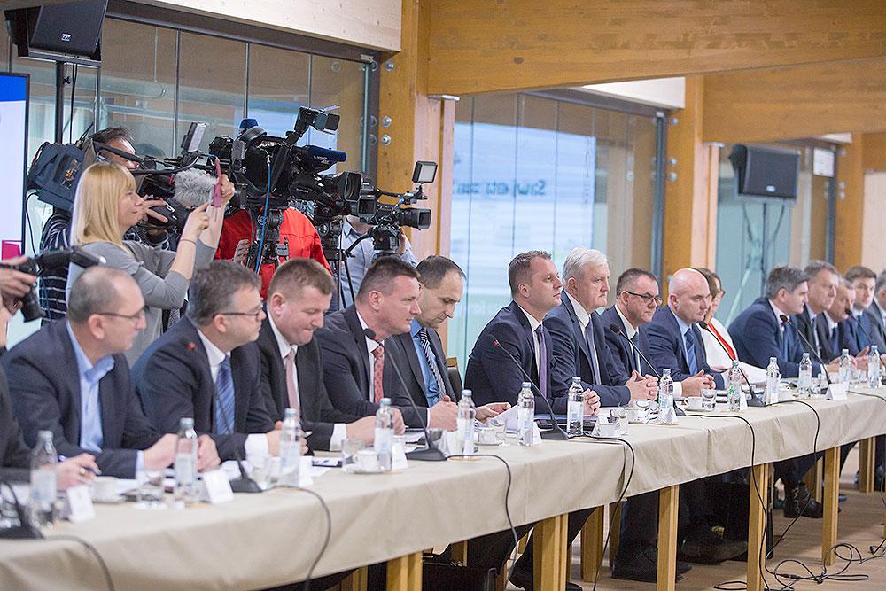Zaključci s četvrte sjednice Savjeta za Slavoniju, Baranju i Srijem održane u Virovitici