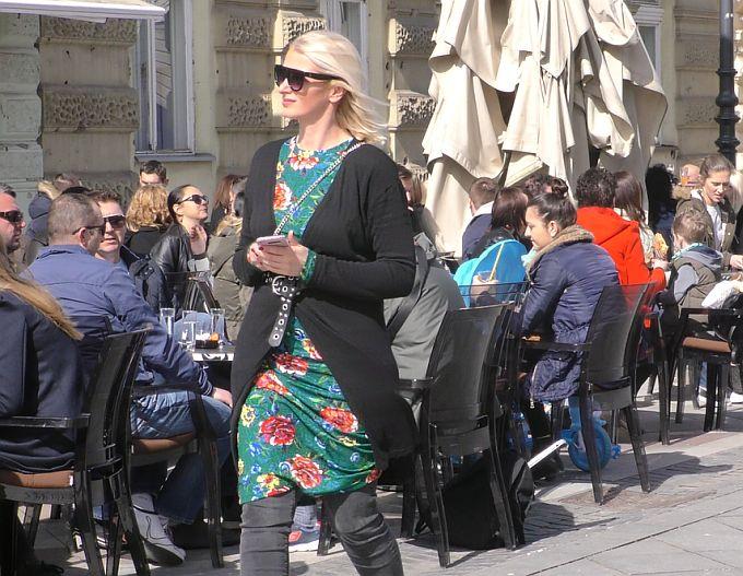 Danas je u Slavonskom Brodu izmjerena najviša temperatura u Hrvatskoj, vrijeme je za proljetni outfit