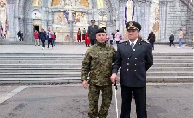 Mladen Švađumović (Žungul)  ponovno kreće na put mira: Biciklom do Lourdesa