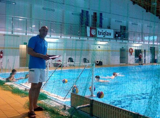 Aladrović postao pomoćni trener u vaterpolskoj reprezentaciji Hrvatske U15