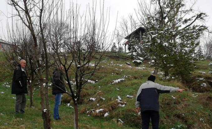 Klizište ugrožava kuće u Vinogradskoj ulici