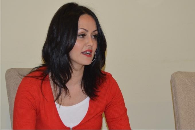 Slavica Lemaić na tiskovnoj konferenciji o tužbi i kaznenoj prijavi Grada Slavonskog Broda protiv Ministarstva graditeljstva