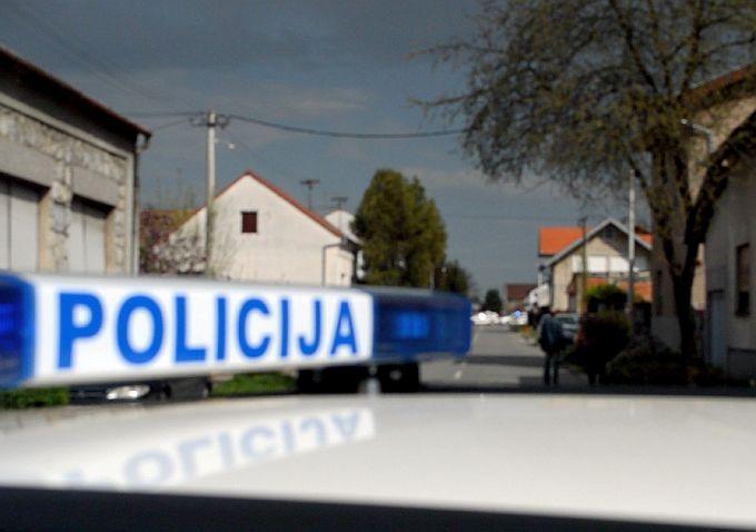 Policija u Kvaternikovoj ulici muškarcu je oduzela oružje, ali još nije priveden