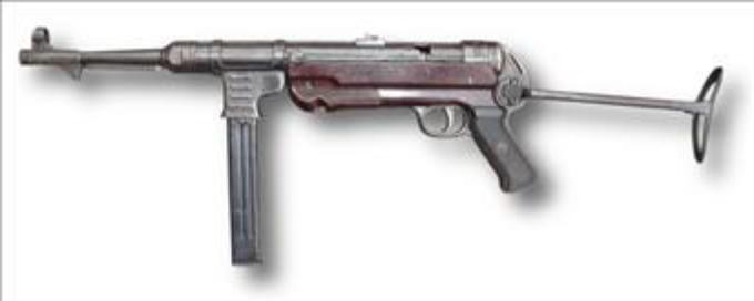 Policija oduzela nezakonito posjedovanu automatsku pušku