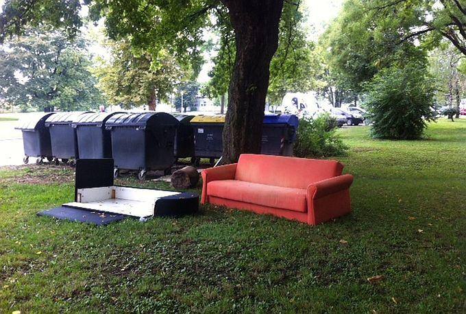 Riješite se viška stvari iz stanova, dvorišta, garaža, akcija odvoza glomaznog otpada se nastavlja