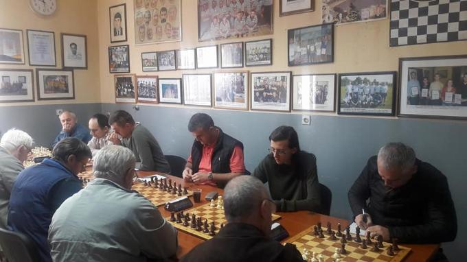Održano 3. kolo 3. Hrvatske međužupanijske lige u šahu