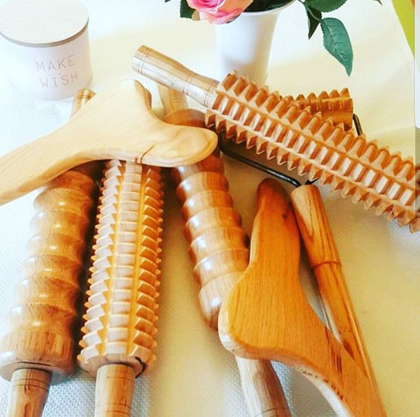 Uklanjanje celulita specijalno dizajniranim drvenim rolerima i u našem gradu, samo u studiju Calliope