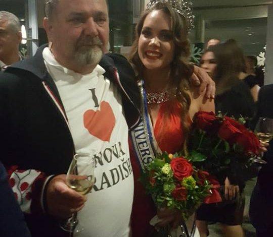 Novogradiščanka Mia Pojatina proglašena za Miss Universe 2018!
