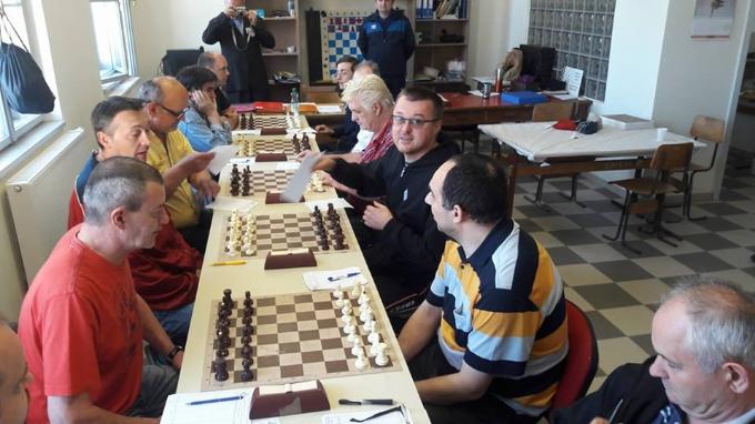 Odigrano 4. kolo 3. Hrvatske  šahovske (međužupanijske ) lige