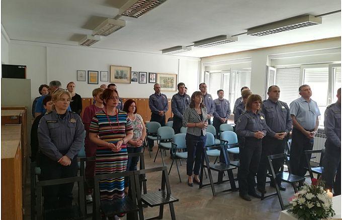 Služena sveta misa povodom blagdana svetog Marka - zaštitnika Kapelanije PU brodsko-posavske