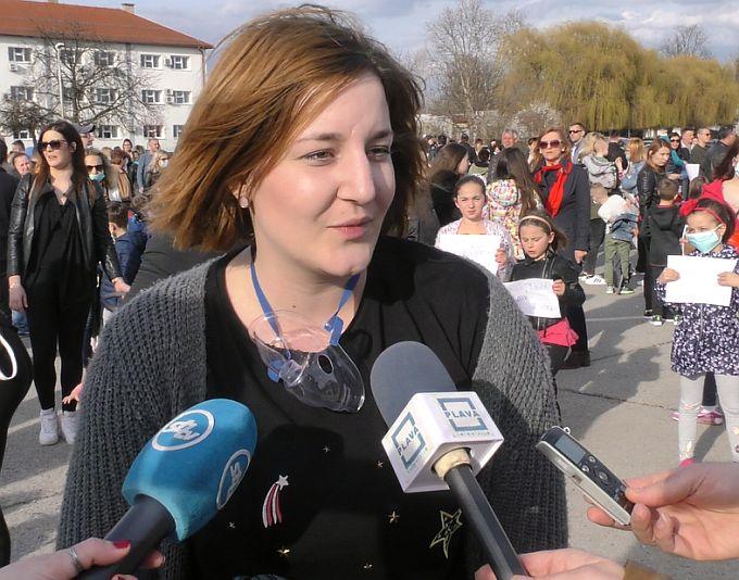 Brodske mame na čelu s Ivanom Smolčić Jerković pokorile Zagreb