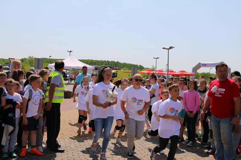 Sportske igre mladih ponovo u Slavonskom Brodu