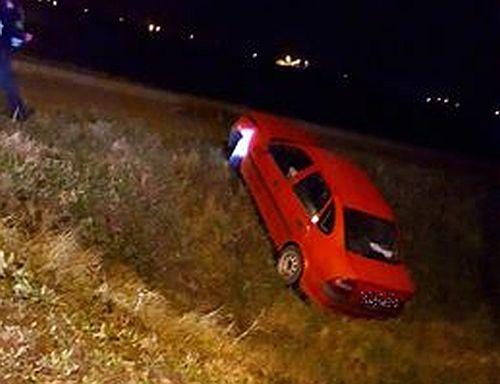Ovo se vozilo zaustavilo prije slijetanja u Glogovicu, vozači izbjegavajte alkohol