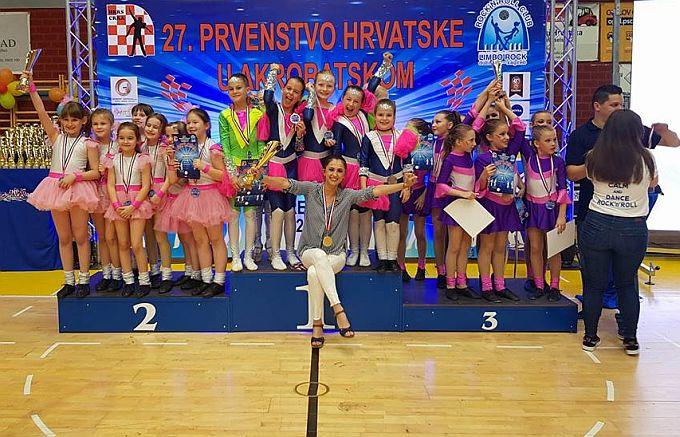 One su slatke i uz to savršeno plešu, formacija Dolls prvakinje Hrvatske
