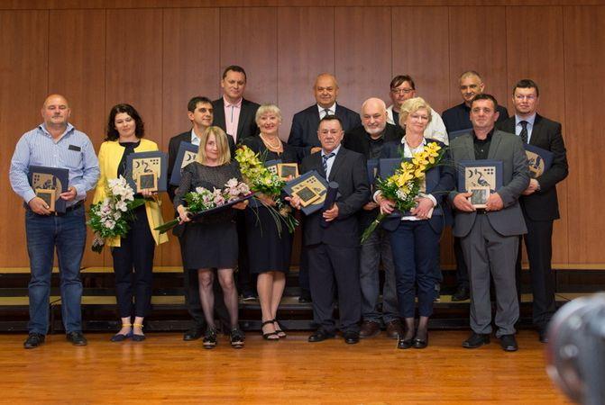Na svečanoj sjednici povodom Dana grada dodijeljene nagrade i priznanja zaslužnim građanima i institucijama