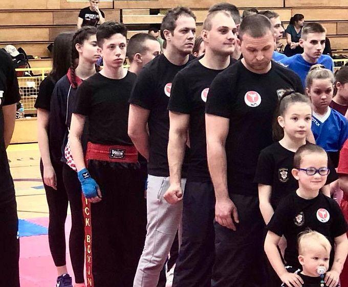 """Više od 200 sudionika na tradicionalnom kickboxing natjecanju """"BROD OPEN""""  200"""