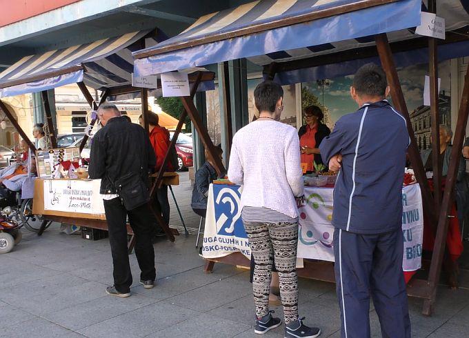 Udruge otvaraju svoja vrata zainteresiranim građanima tijekom trodnevne manifestacije