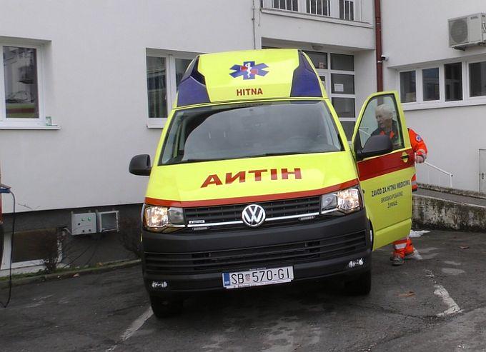 Timovi Zavoda za hitnu medicinu Brodsko–posavske županije izašli su na 29 hitnih intervencija