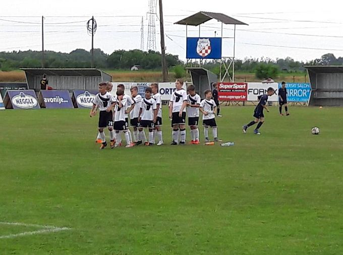 Marsini Limači-početnici na jakom međunarodnom Memorijalnom turniru u Livani