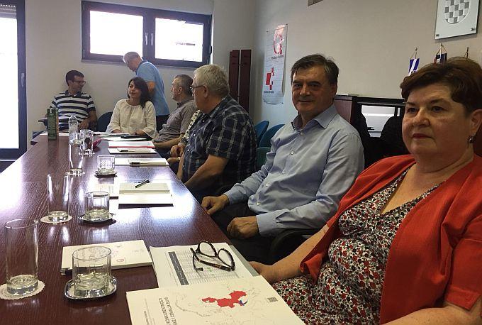 Na sjednici Gospodarskog vijeća Davor Vlaović: Sve nepošteno je postalo pošteno