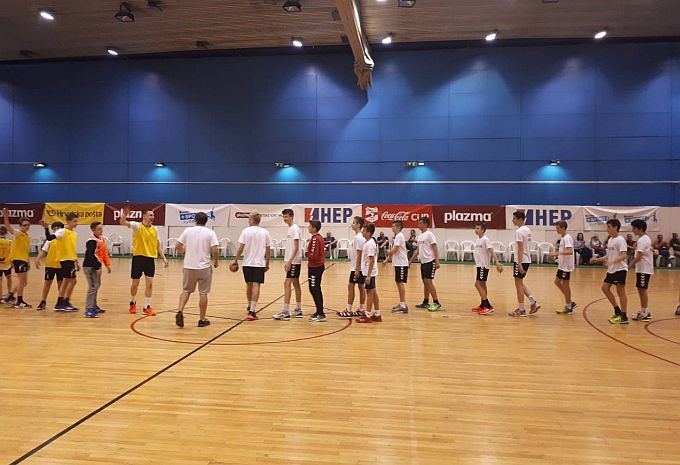HEP rukometni turnir Plazma Sportskih igara mladih stiže u Slavonski Brod
