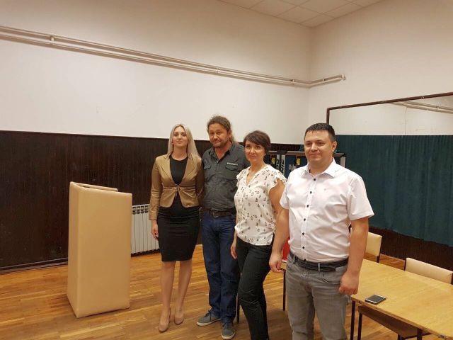 Svoje programe predstavili su svi kandidati za čelno mjesto županijskog SDP-a, Opačak-Bilić, Božić, Birindžić i Guberac